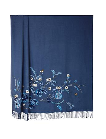Poppy Throw - Delft Garden