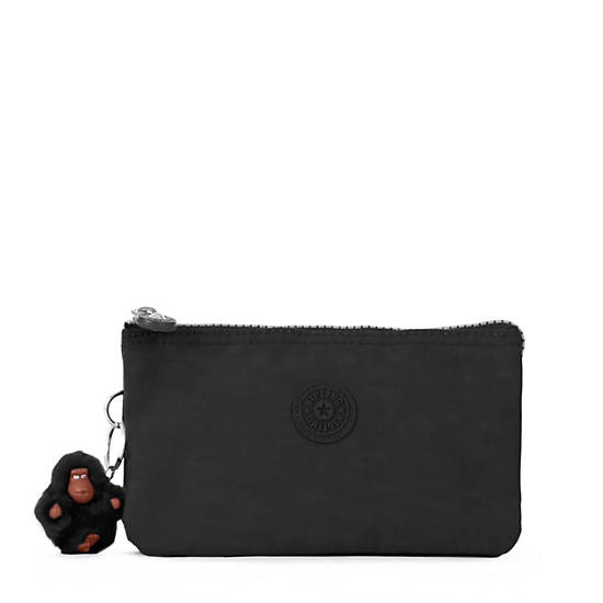 Creativity Large Pouch,Black,large