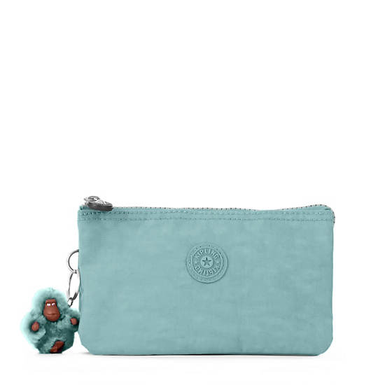 Creativity Large Pouch,Sea Green,large