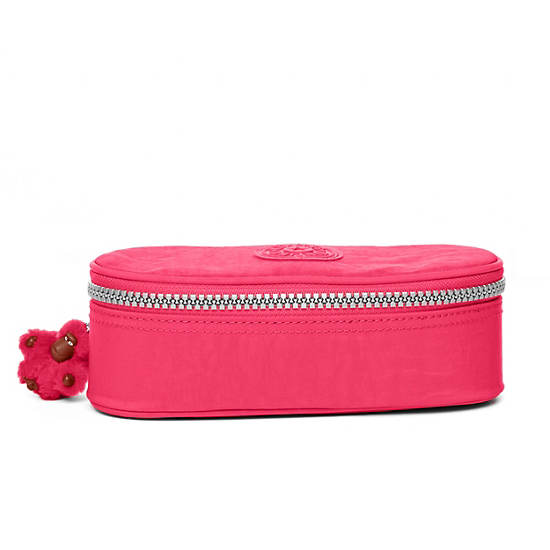 Duobox Pen Case,Vibrant Pink,large