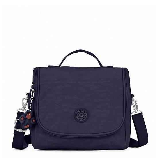 Kichirou Lunch Bag,True Blue,large