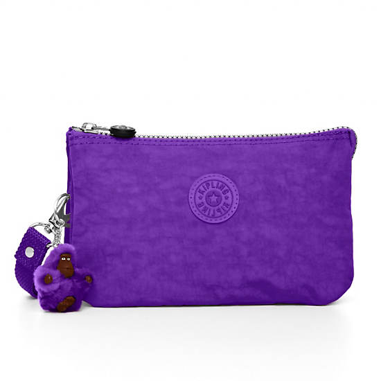 Creativity XL Pouch,Tile Purple,large