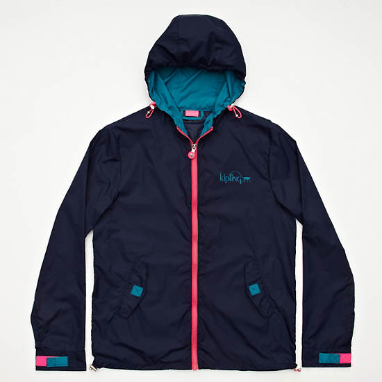 FOLDABLE RAIN JACKET LARGE | Kipling