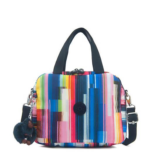 Miyo Printed Lunch Bag,Serendipitous,large