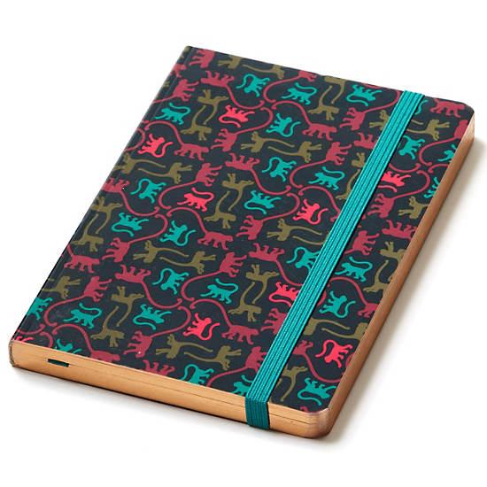 Kipling Notebook,Monkey Mania Dr,large