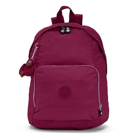 Ridge Backpack,Deep Red,large
