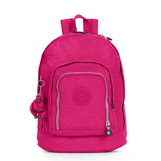 Hal Large Expandable Backpack,Very Berry,large