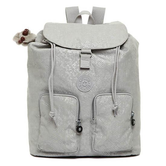 Raychel Backpack,Silversnake,large