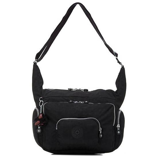 Erica Crossbody Bag,Black,large