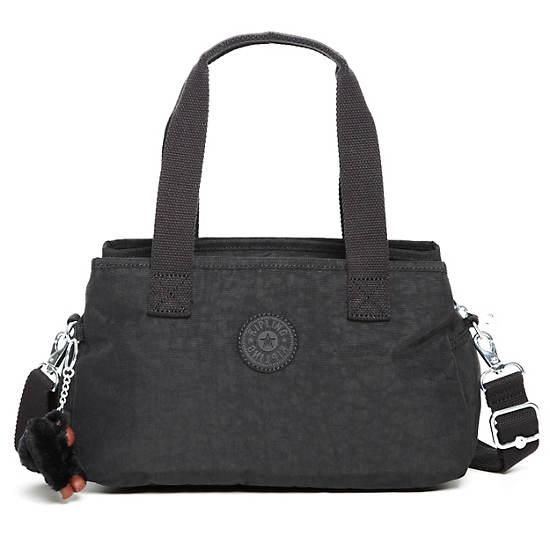 Willow Handbag,Black,large