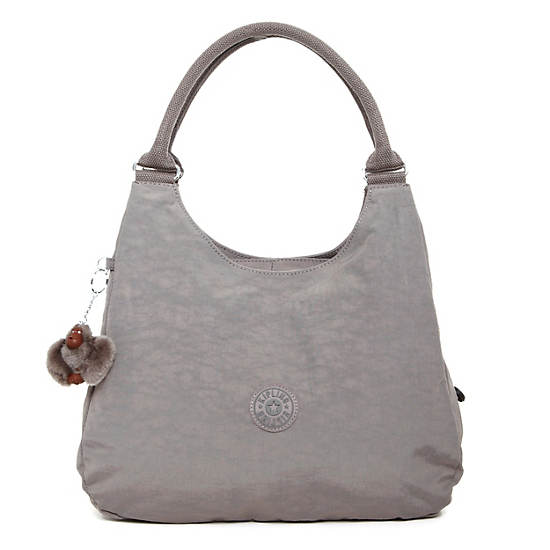 Bagsational Handbag,Celo Grey,large