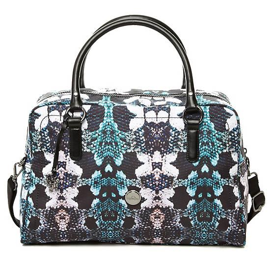 Coleen Handbag,Snake Kaleidoscope,large