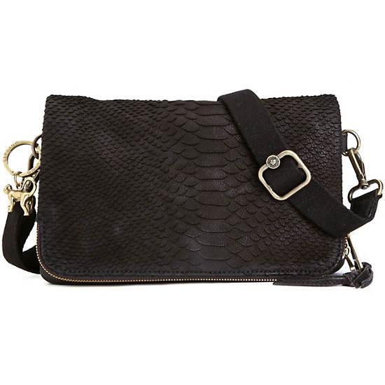 Verra Leather Crossbody Bag,Hello Weekend,large