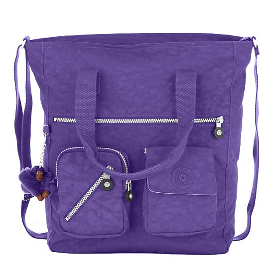 Johanna Tote Bag,Inlet Purple,large