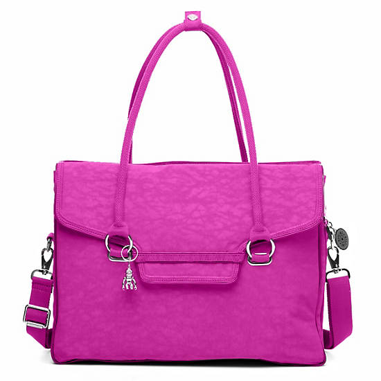 Super City Bag,Pink Orchid,large
