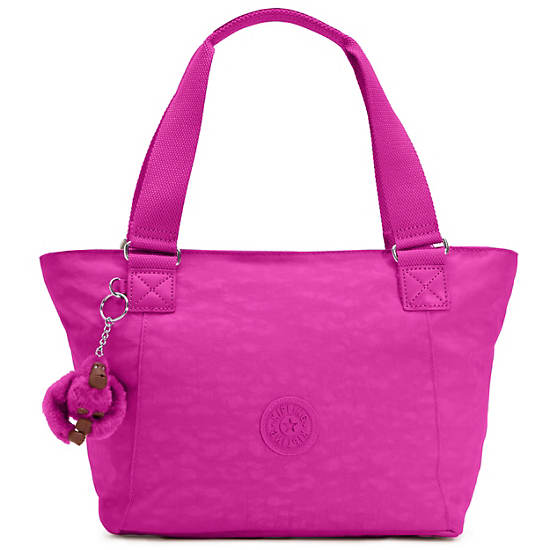 Jonesy Tote,Pink Orchid,large