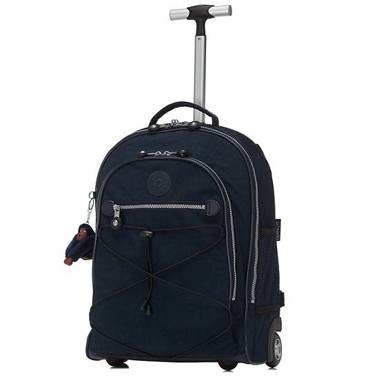 Sausalito Rolling Backpack,True Blue,large