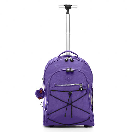 Sausalito Rolling Backpack,Inlet Purple,large