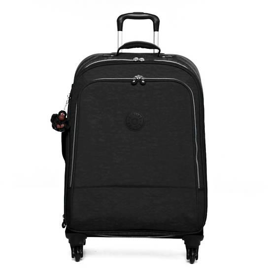 Yubin 69 Spinner Luggage,Black,large