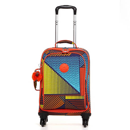 Yubin 55 Spinner Luggage,Ethnic Prt,large