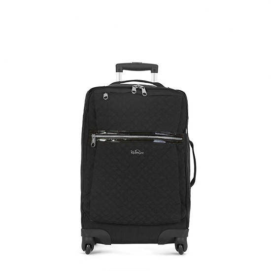 Darcey Small Carry-On Rolling Luggage | Kipling
