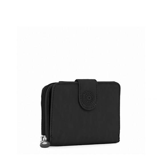 New Money Deluxe Wallet,Black,large