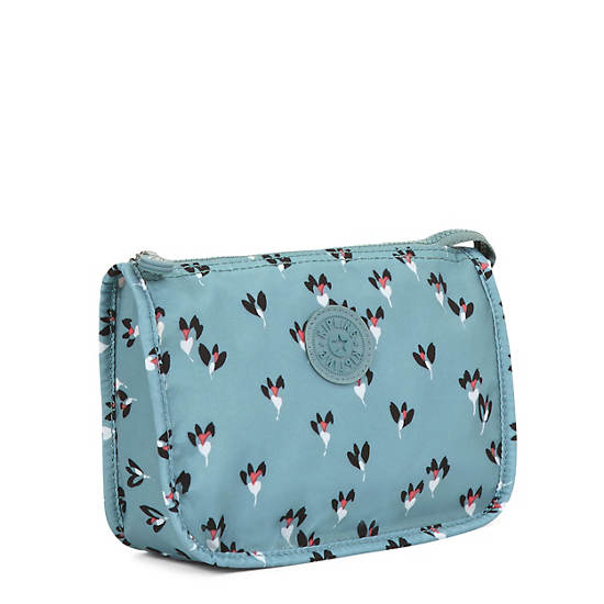 Harrie Printed Pouch,Fan Florals,large