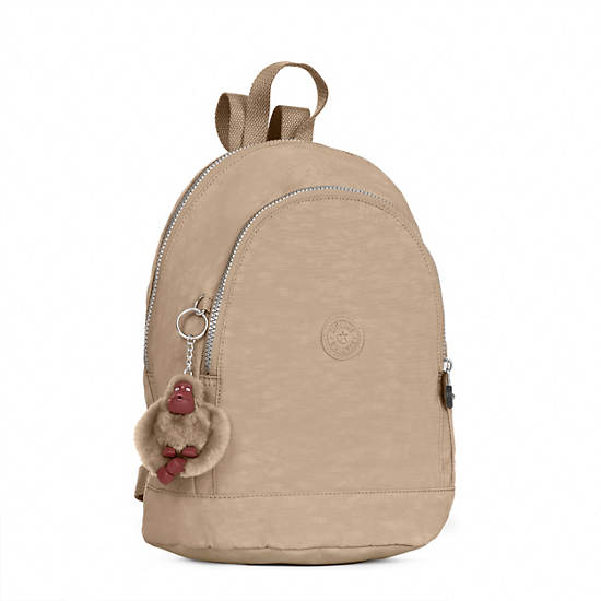 Yaretzi Small Backpack,Hummus,large