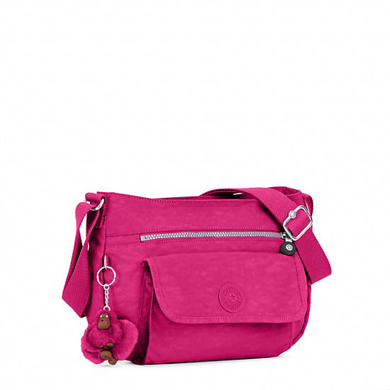 Syro Crossbody Bag,Very Berry,large