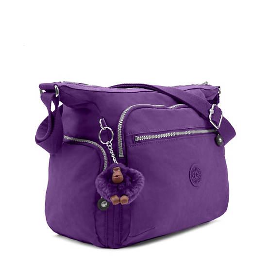 Gabbie Handbag,Pomegranate,large