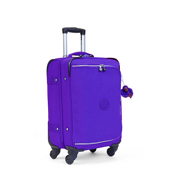 Cyrah Small Carry-On Rolling Luggage | Kipling
