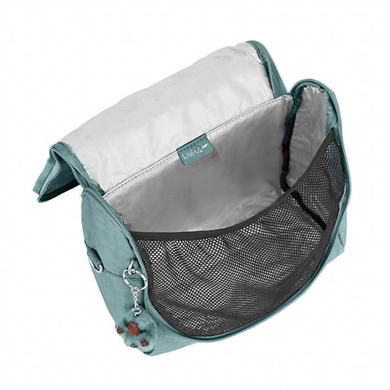 Kichirou Lunch Bag,Sea Green,large