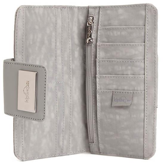 Gaudin Wallet,Silversnake,large