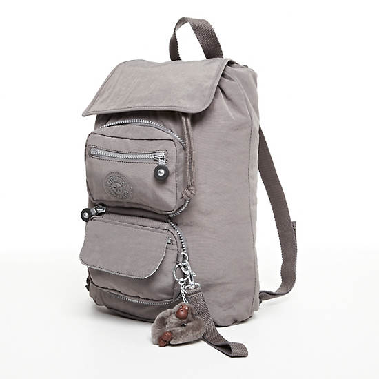 Alicia Foldable Backpack,Celo Grey,large
