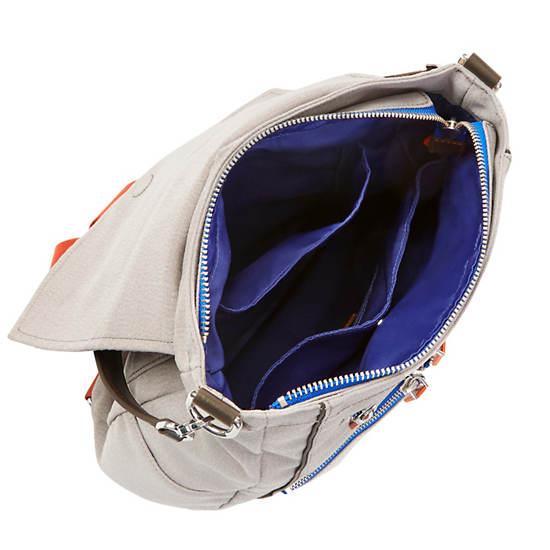 Kaeon Crusader Convertible Backpack Tote,Beige,large