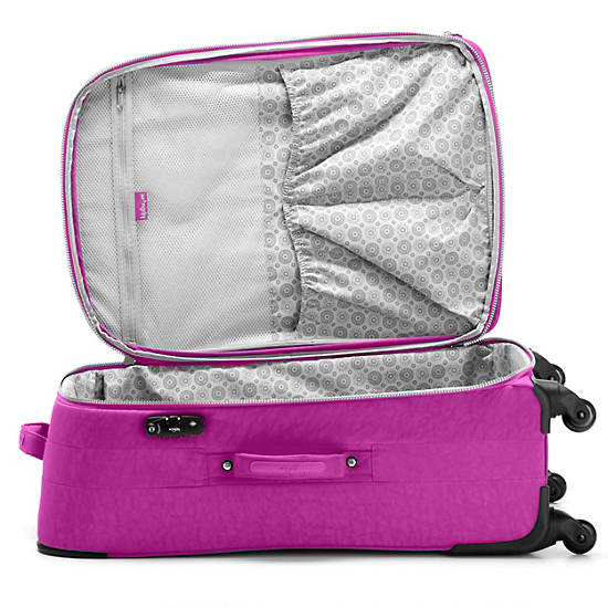 Yubin 81 Spinner Luggage,Pink Orchid,large