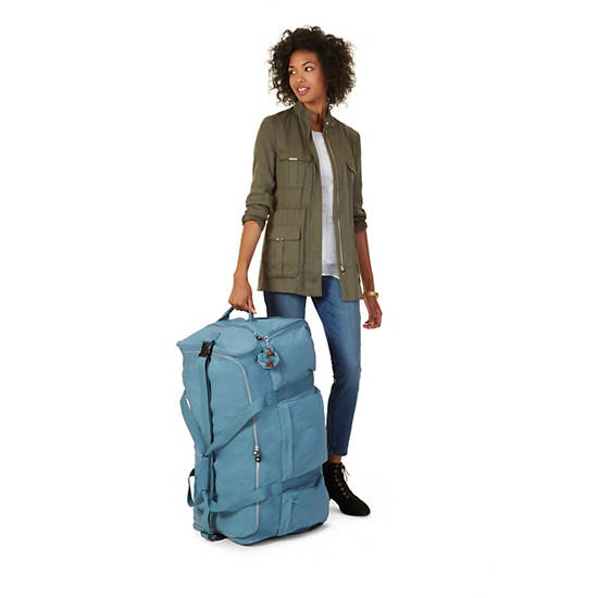 Discover Large Rolling Luggage Duffle | Kipling