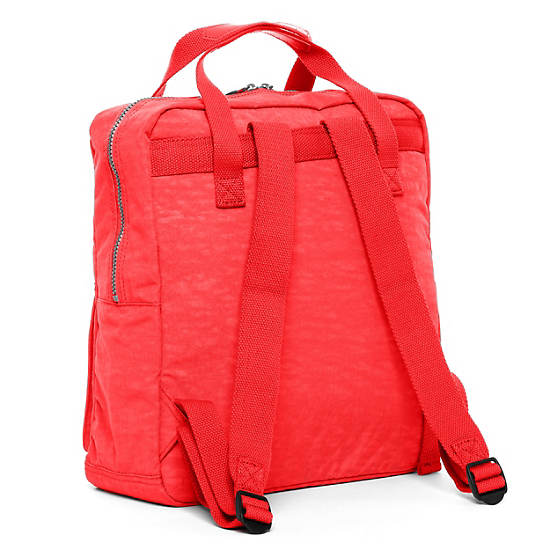 Salee Backpack,Cardinal Red,large