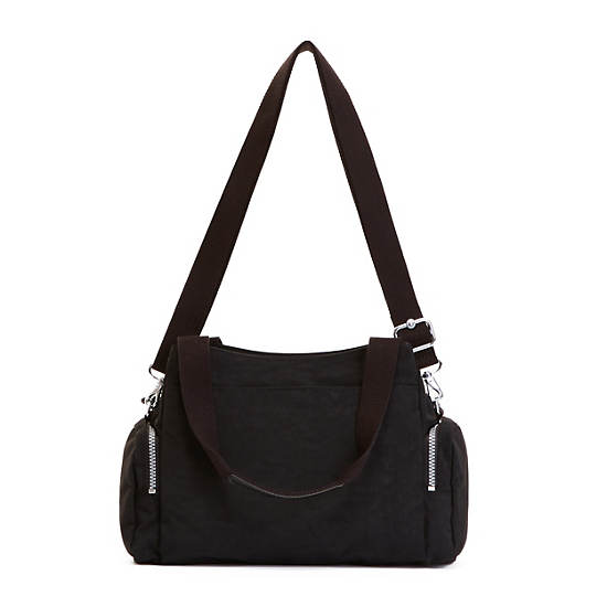 Felix Large Handbag,Black,large