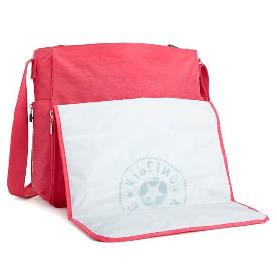 Kyler Baby Bag,Vibrant Pink,large