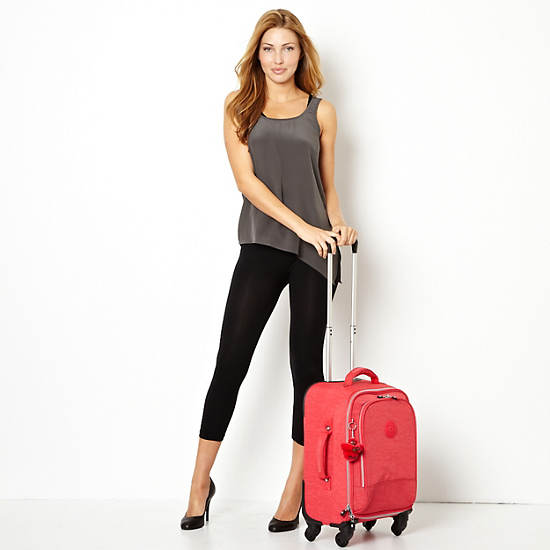 Yubin 55 Spinner Luggage,Black,large