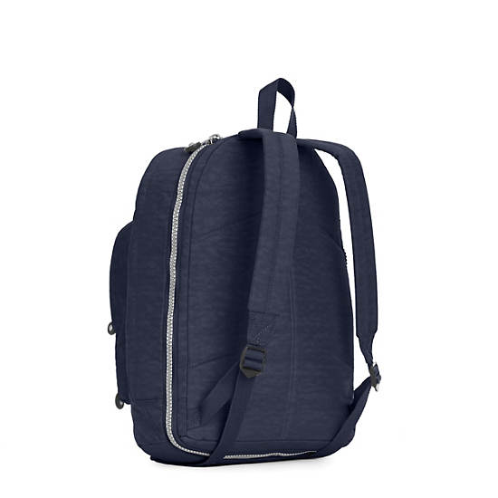 Hal Expandable Backpack,True Blue,large