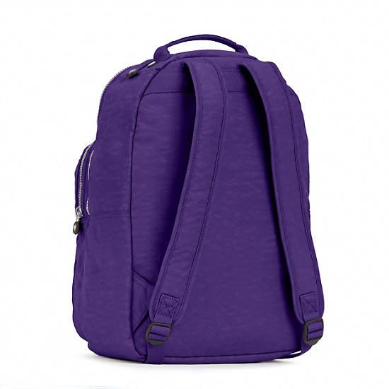 Seoul Large Laptop Backpack,Iris,large