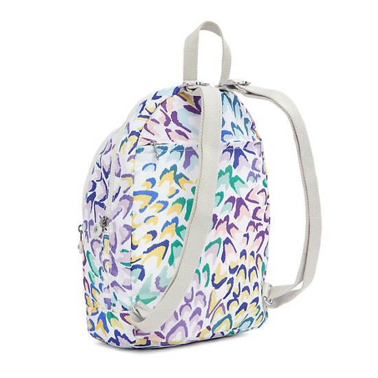 Yaretzi Small Printed Backpack,Adventure,large