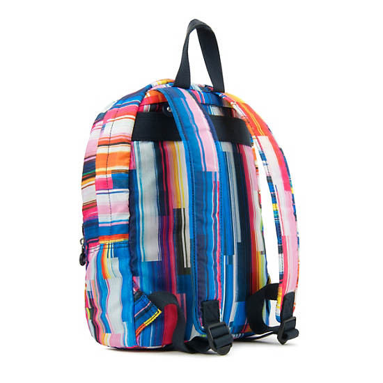 Dawson Small Printed Backpack,Serendipitous,large