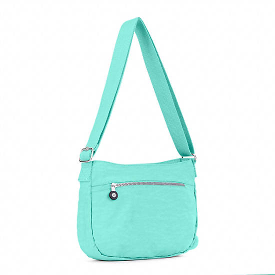 Syro Crossbody Bag,Fresh Teal,large
