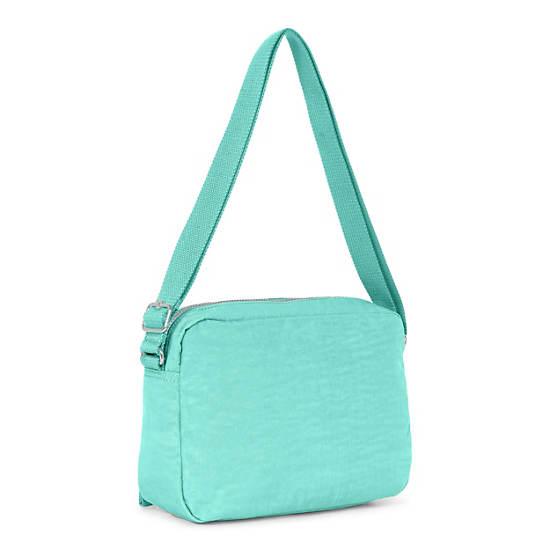 Gracy Crossbody Bag,Fresh Teal,large