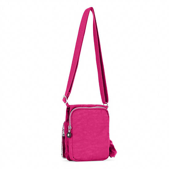 El Dorado Crossbody Bag,Very Berry,large