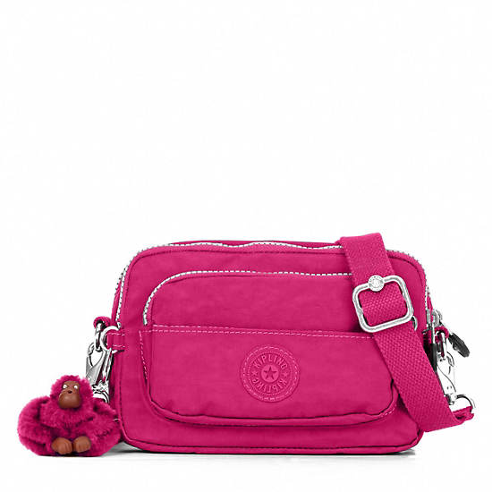 Merryl Convertible Bag,Very Berry,large