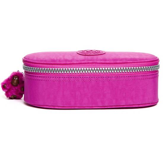 Duobox Pen Case,Pink Orchid,large